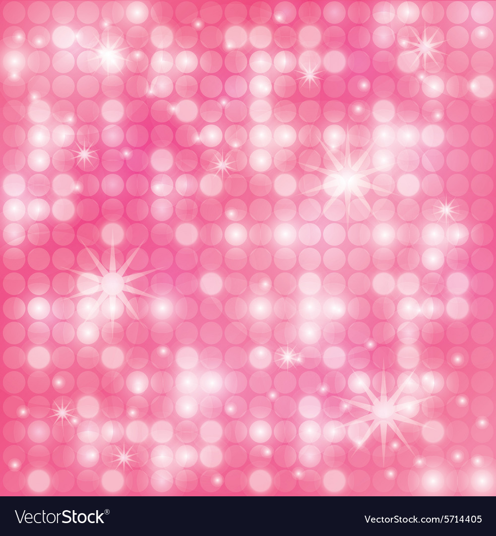 Pink digital design vector