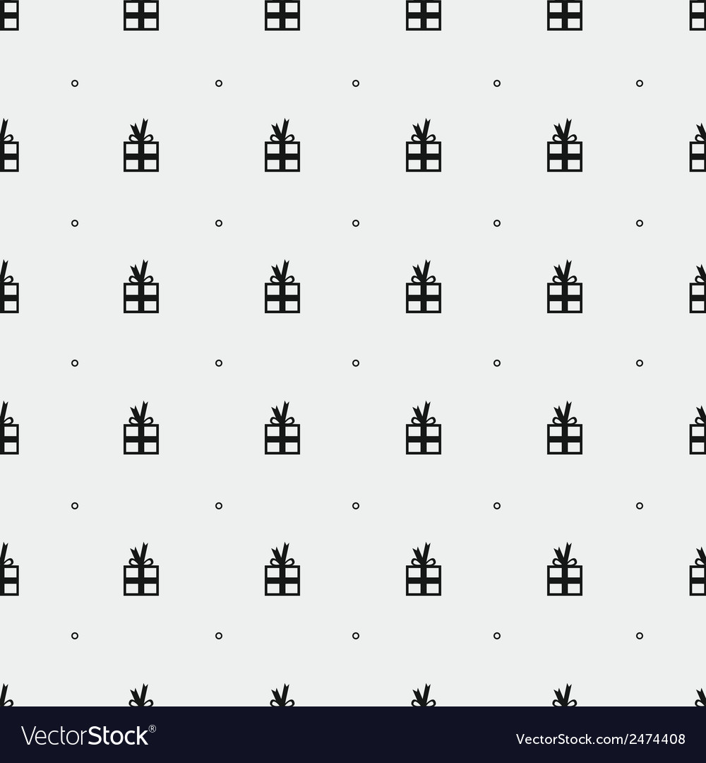 Presents pattern vector