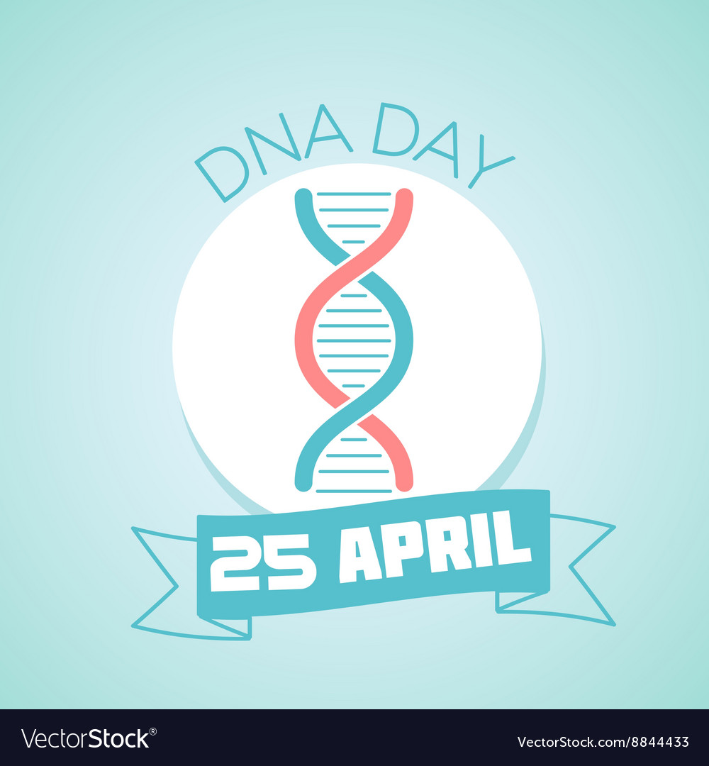 25 april dna vector