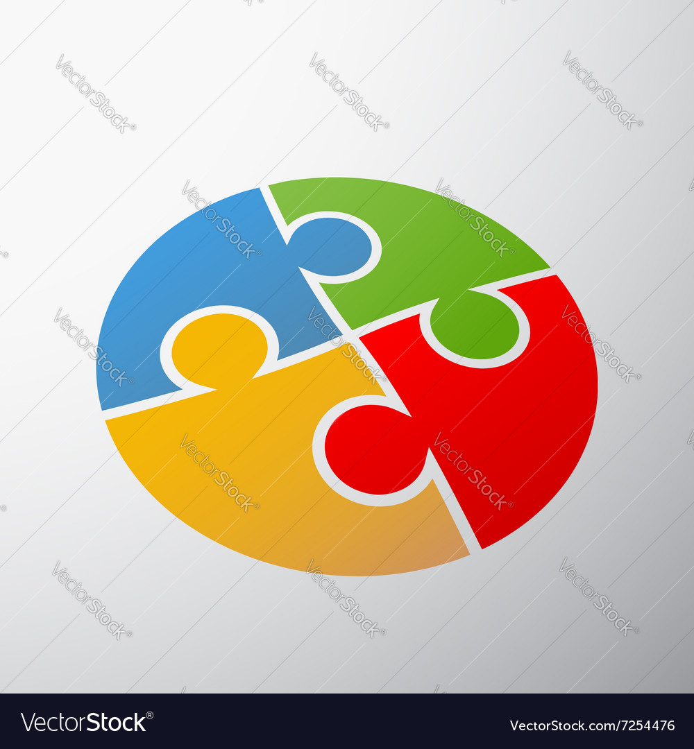 Symbol partnership stock vector