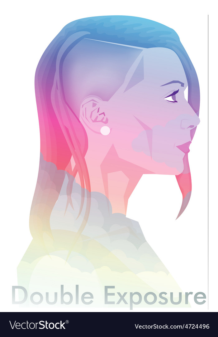 Double exposure vector