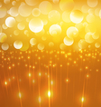 glittery background vector image