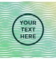 Light minimalistic pattern vector image
