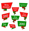 Holiday Sale elements vector image