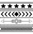 Rustic graphic design vector image