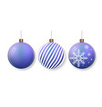 merry christmas greeting card violet christmas vector image