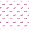Women flat shoes pattern cartoon style vector image