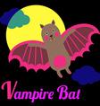 VampireL vector image