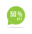 discount offer price label sticker collection vector image