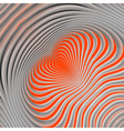 Design colorful whirlpool movement background vector image
