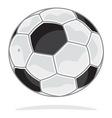 Fudbalska lopta vector image