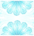 Bright rainbow peacock feathers background vector image