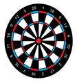 target zelena3 vector image vector image