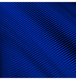 Blue textured background vector image