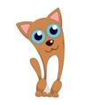 cute dog like chihuahua vector image vector image