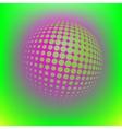 Flash element EPS 8 vector image vector image
