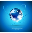 Globalization concept vector image