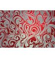 tribal decorative background vector image vector image