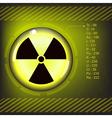 radioactive2 vector image