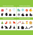 Childrens educational game find correct shadow vector image