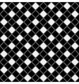 Abstract minimalistic pattern rhombus vector image