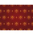 elegant pattern vector image
