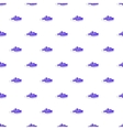 Women sneakers pattern cartoon style vector image