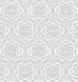 monochrome mosaic seamless texture vector image