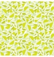 yellow butterfly seamless background vector image