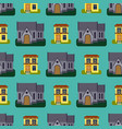historical city modern world seamless pattern vector image