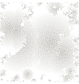 Gray Labyrinth Background Kids Maze vector image