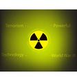radioactive5 vector image
