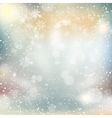 Lights on Christmas background EPS 10 vector image