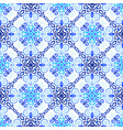 blue background weave pattern vector image