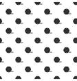 Film reel pattern simple style vector image