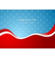Abstract USA colors background vector image