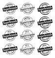 Superbrand Rubber Stamp vector image