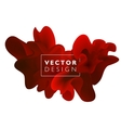 abstract color cloud vector image