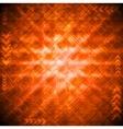 abstract tech backdrop vector image
