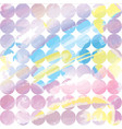 abstract geometric pattern watercolor seamless vector image