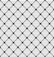 net lace with dot vector image vector image