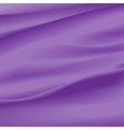 Purple Satin Background vector image