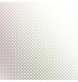 White grey circles vector image vector image