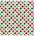 Seamless pattern on a christmas holiday theme vector