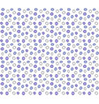 colorful dot pattern vector image