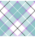 Soft warm plaid baby color seamless pattern vector image