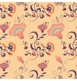 Asian seamless detailed pattern vector image