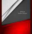 bright corporate design vector image