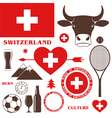 Switzerland vector image vector image