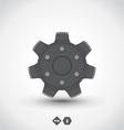 Cog wheel vector image